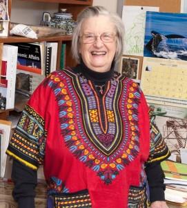 Elinor Ostrom, Commonsforscherin und Wirtschaftsnobelpreisträgerin (Foto: Courtesy of Indiana University, zum Vergrößern klicken)