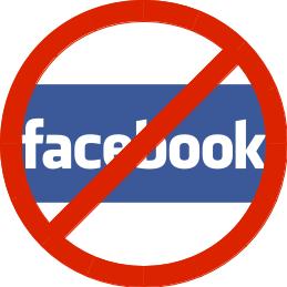 Facebook muss zuhause bleiben