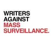 Logo der Autor_innen-Gruppe: Writers Against Mass Surveillance