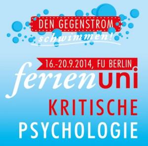Ferienuni Kritische Psychologie