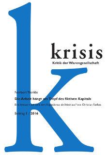 Titelbild der Krisis-Ausgabe (zum Vergrößern klicken)