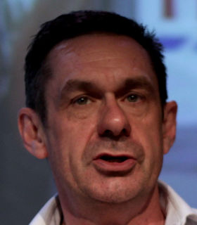 Paul Mason (Foto von Global Justice Now, Lizenz: CC BY)
