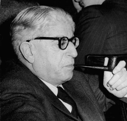 Utopietheoretiker mit Pfeife: Ernst Bloch